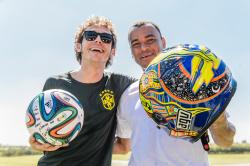 Valentino Rossi in Brazil
