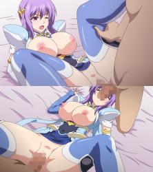 狙われた女神天使エンゼルティアー ~守った