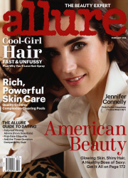 Jennifer Connelly x3 Allure (US) February, 2014