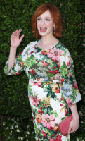 Christina Hendricks - The Rape Foundations Annual Brunch 9/29/13