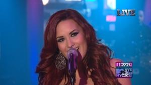 Demi Lovato & Selena Gomez - MTV NYE in NYC 2012 1080i TrollHD