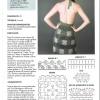 Подборка вязанных платьев и сарафанов крючком на разных языках но с прекрасными схемами.  Прочитать целикомВ.