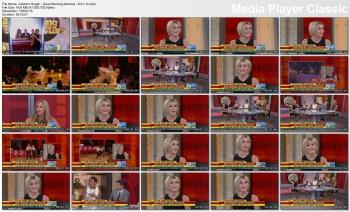 Julianne Hough - Good Morning America - 8-21-14