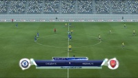 Font for PES 2013 Kristen ITC by madn11