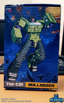 [Toyworld] Produit Tiers - Jouet TW-C Constructor aka Devastator/Dévastateur (Version vert G1 et jaune G2) - Page 5 6Zl50vuX
