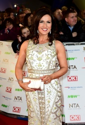 Susanna Reid - 21st National Television Awards @ The O2 Arena in London - 01/20/16