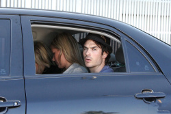 Ian Somerhalder - waves to photographers as he arrives at a private party in Rio - June 01, 2012 - 7xHQ J5Q0fdgw