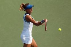 Lesia Tsurenko - 2015 US Open Day Two: 1st Round vs. Lucie Safarova @ BJK National Tennis Center in Flushing Meadows - 09/01/15