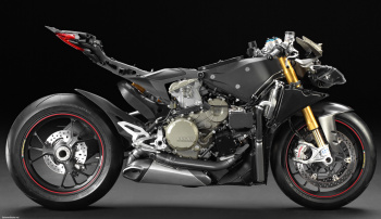 Ducati 1199 Panigale uncovered