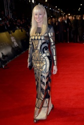 Joely Richardson - Spectre Royal World Premiere @ the Royal Albert Hall in London - 10/26/15