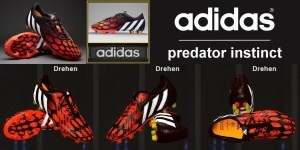 Download PES 2014 Adidas Predator Instinct FG