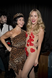 Christa B. Allen - Matthew Morrison's 6th Annual Halloween Masquerade Ball @ Hyde Sunset in West Hollywood - 10/24/15