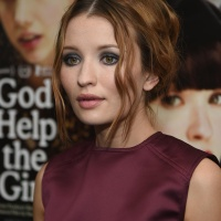 Emily Browning God Help The Girl Screening in NY, NY, USA August 25, 2014