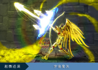 Sagittarius Seiya New Gold Cloth from Saint Seiya Omega AIKgkZON