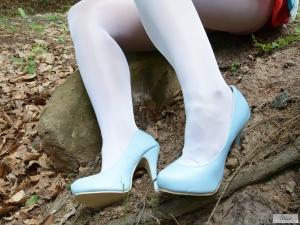Tags (Genre): Nylon, Stocking, Tights, Fetish, Pantyhose, Milf