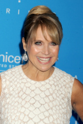 Katie Couric - 11th Annual UNICEF Snowflake Ball @ Cipriani Wall Street in NYC - 12/01/15