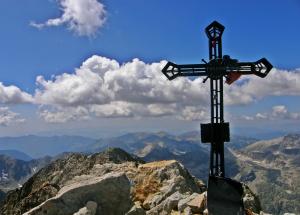 Monte argentera