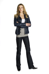 Zoie Palmer - Lost Girl Season One Promotional Photos