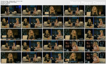 Fergie - Chelsea Lately - 8-14-14