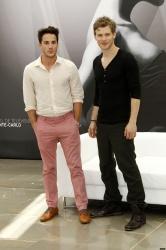 Joseph Morgan and Michael Trevino - 52nd Monte Carlo TV Festival / The Vampire Diaries Press, 12.06.2012 - 34xHQ FqbGRQEQ
