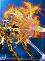 Pegasus Seiya - Sagittarius Aiolos Effect Parts Set AciVhFmF