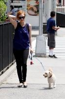 Джессика Честейн, фото 2290. Jessica Chastain 'The Disappearance of Eleanor Rigby' Set in New York City - July 23, 2012, foto 2290