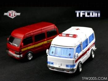 [TFC Toys] Produit Tiers - OS-01 Ironwill (aka Ironhide/Rhino) & OS-03 Medic (aka Ratchet/Mécano) OPsdvaSU