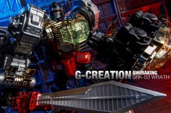 [GCreation] Produit Tiers - Jouet ShuraKing - aka Combiner Dinobots - Page 3 PFv9zBct