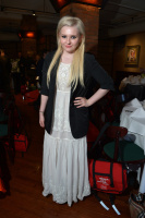 Abigail Breslin - Juror Welcome Lunch at 2013 Tribeca Film Festival in NYC 4/18/13