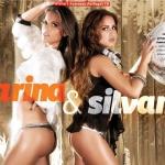 Gatas QB - Carina Sousa e Silvana Silva Revista J 376