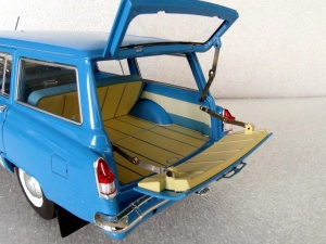GAZ Volga Universal 1967 Egc38s1m