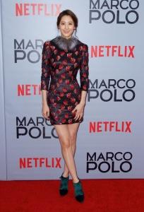 Claudia Kim Marco Polo TV Series 1