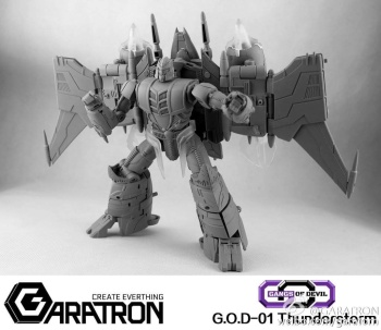 [Garatron] Produit Tiers - Gand of Devils G.O.D-01 Thunderstorm - aka Thunderwing des BD TF d'IDW Qr7PVhPp