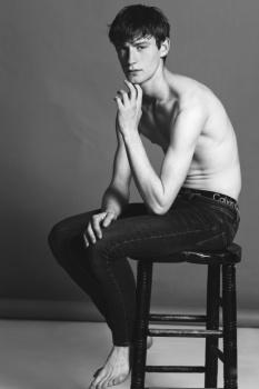 matt doran shirtless