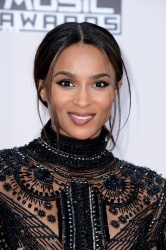 Ciara - 2015 American Music Awards @ Microsoft Theater in Los Angeles - 11/22/15