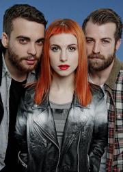 Paramore (Hayley Williams,  Jeremy Davis, Taylor York) - Chris McAndrew Photoshoot for The Guardian (February, 2013) - 35xHQ OkDV0h7z