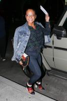 Christina Milian - At Villa Blanca in Beverly Hills 11/30/16