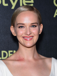 Jess Weixler - HFPA & InStyle Celebrate The 2016 Golden Globe Award Season @ Ysabel in West Hollywood - 11/17/15